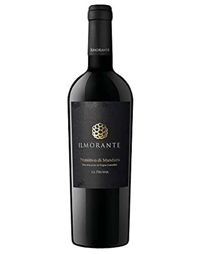 Primitivo di Manduria DOC Il Morante La Pruina 2019 0,75 ℓ