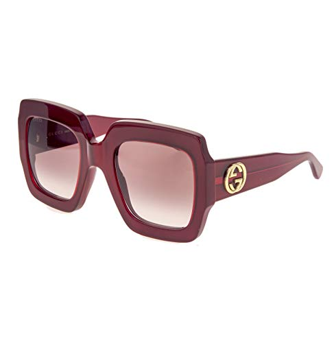 Gafas de Sol Gucci GG0178S RED/RED SHADED 54/25/145 mujer