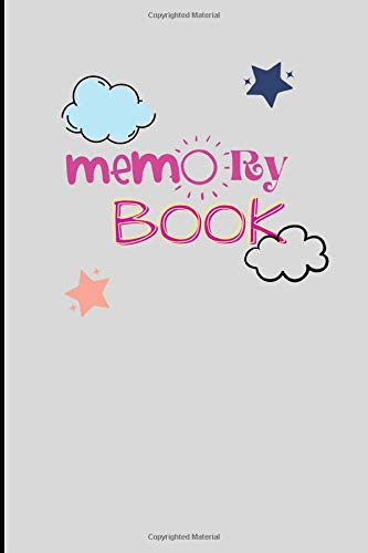 Memory Book: A Memory Book For Baby And Mom. First Year Of Milestone. A Keepsafe Journal Of Milestone Moments