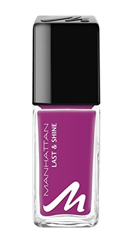 Manhattan Last & Shine Nailpolish 745 Violet en Vogue