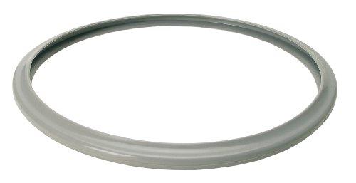 ELO Dichtungsring Praktika Plus-XS Ø18cm für Schnellkochtopf, Silikon, grau, 18 cm