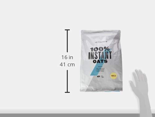 Myprotein Instant Oats Vanilla, 1er Pack (1 x 2.5 kg) - 2