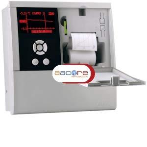 Enregistreur de température homologué + imprimante AKO-157640. Ako