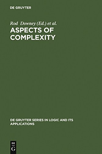 Aspects of Complexity: Minicourses in Algorithmics, Complexity and Computational Algebra. Mathematics Workshop, Kaikoura, January 7-15, 2000 (De Gruyter ... Its Applications Book 4) (English Edition)