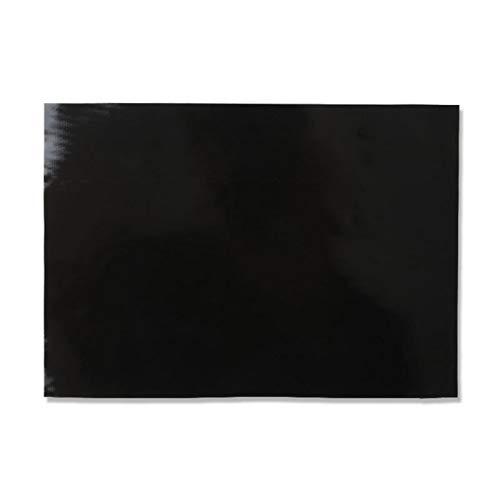 Alfombrilla de protección para placa de inducción de silicona, apta para microondas, frigoríficos y hornos, para la mayoría de los tamaños de inducción