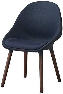 IKEA/イケア BALTSAR:チェア ブラックブルー/ブラウン (704.324.92)