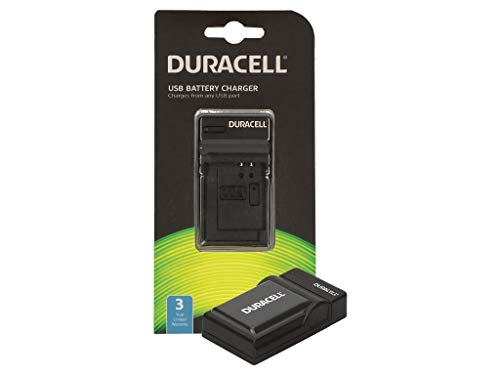 Duracell DRS5961 Charger with USB Cable
