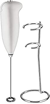 WEICHUANGXIN Handheld Milk Frother (White)