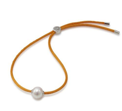 Adriana - Pulsera de plata de ley con perla