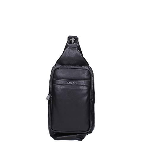 GUESS HM6542 POL84 Bolso de baldolera Accesorios Negro Pz.