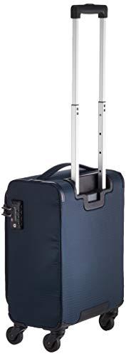 [プロテカ]スーツケース日本製フィーナSTキャスターストッパーTSAダイヤルファスナーロック付機内持ち込み可18L38cm1.8kgネイビー