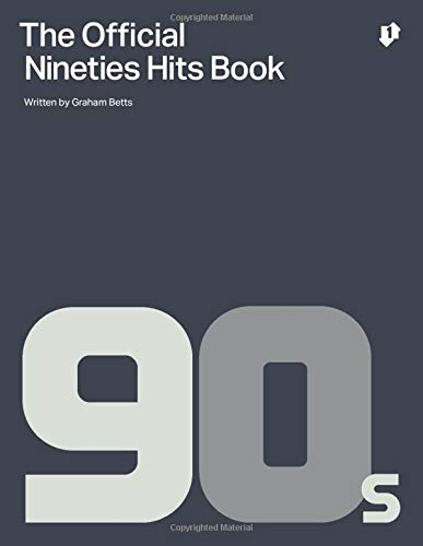 The Official Nineties Hits Book