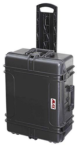 MAX MAX620H250TR.079 Valise étanche Noir