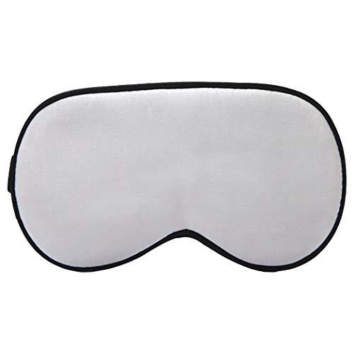 Baby Schlafmaske Weiche Faux Silk Protective Schlaf Eyeshade Augenabdeckung Augenmaske