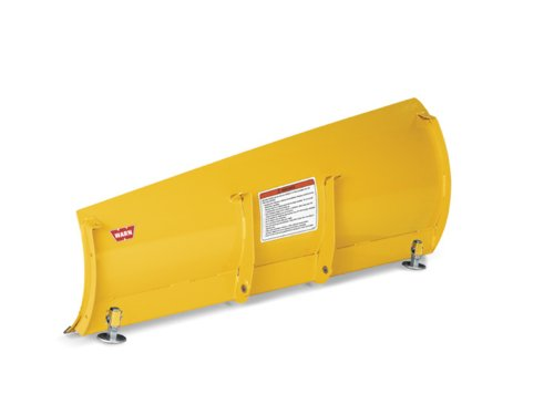 WARN 80960 ATV ProVantage Plow Blade, 60' Tapered, Yellow