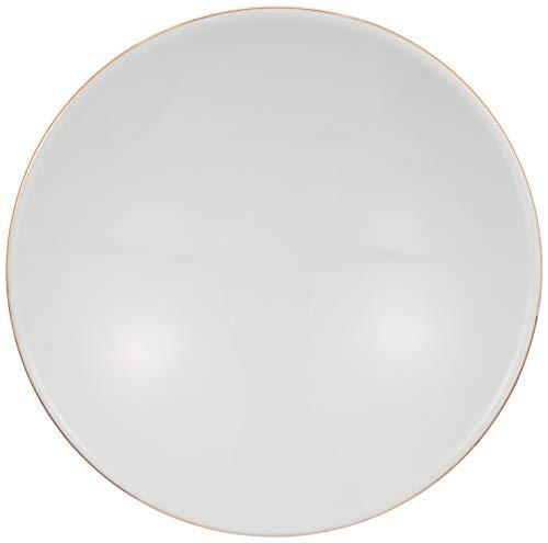 Porland Vergoldeter Teller 19 cm tief