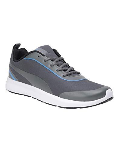 Puma Men's Flipster Idp Grey Running Shoes-8 UK (42 EU) (9 US)...