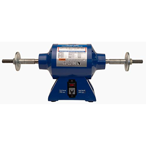 Eastwood 1 HP Extended Length Buff Motor Dual Speed 1720/3400rpm
