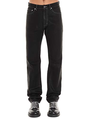 NOON GOONS Luxury Fashion Mens NGFW19034BLACK Black Jeans | Fall Winter 19