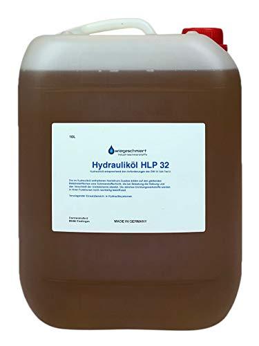 Hydrauliköl HLP 32 ISO VG 32 nach Din 51524 Teil 2 (10 Liter)