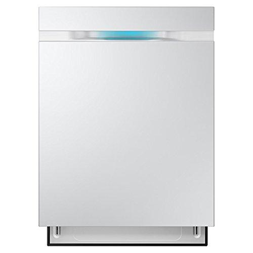 """Samsung 24"""" Built-In White Dishwasher"""