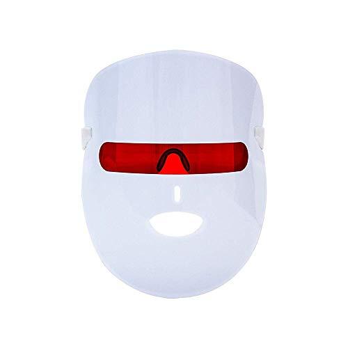 DLYGH Productos de Belleza Máscara de la fototerapia, Que Encoge los poros, repone el colágeno, Mejora la Elasticidad de la Piel, Reduce y previene Las Arrugas, y está diseñado for la Belleza Facial