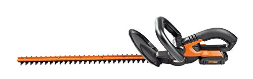 Cheapest Prices! WORX WG255.1 20V PowerShare 20 Cordless Electric Hedge Trimmer