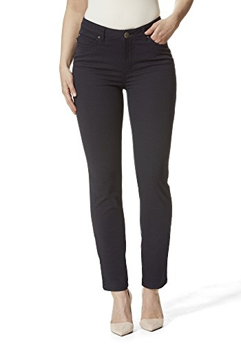 Stooker Milano Magic Shape Damen Stretch Jeans Hose figurformend - 9161 - Navy Minimal (Blau) (34/30)