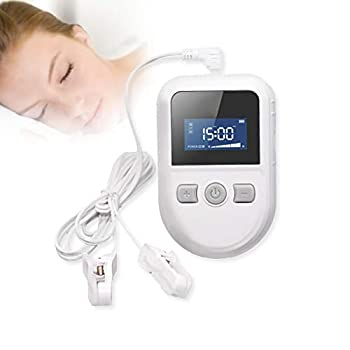 Sleep Aid Machine for Insomnia Anxiety Depression Headache Reliever Rechargeable Sleep Support Machine for Fast Asleep