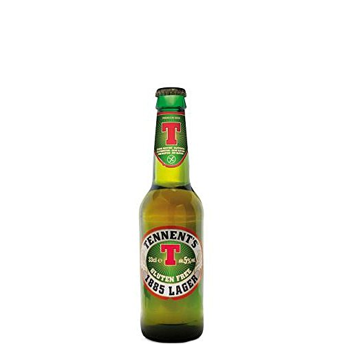 Interbrau spa - Cerveza gluten 33cl de interbrau tennent