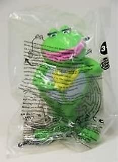 Sherlock Gnomes Nanette Toy Figure Burger King 2018, Frog, Gnomeo Juliet