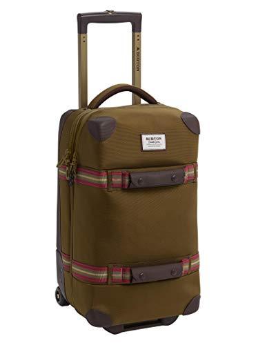 Burton Wheelie Flight Deck 40L Travel Bag, Hickory Ballistic