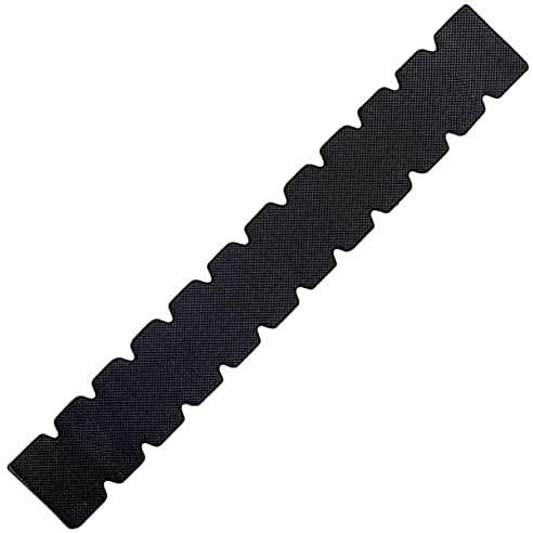 Protector Pala de Padel DENTADO silicona Rugoso Resistente