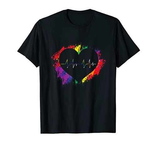 Christopher Street day coming out Proud LGBTQI - Disfraz de San Cristóbal Camiseta