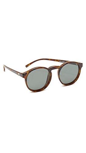 Le Specs Damen Sonnenbrille Cubanos Milky Tort