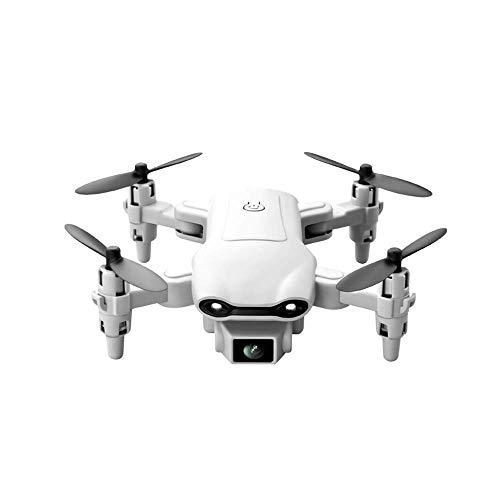 Sxcespp Mini-UAV, 4k HD-Luftbildfotografie mit Zwei Kameras, ferngesteuertes Flugzeug, Start und Landung per Knopfdruck, Gestenerkennung, Flugspielzeug für Kinder, Geburtstagsgeschenke für Jungen.