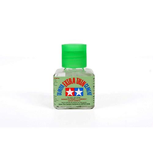 Tamiya America Inc TAM87038 Zement, extra dünn
