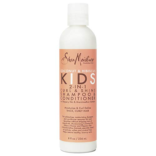 Sheamoisture 2-in-1 Shampoo for Kids