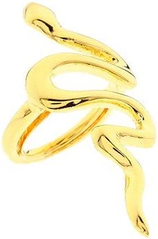 Polished Snake Ring