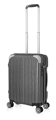 Spread Spain I CASE Japanese PC-ABS Hard 8 Wheels Lightweight Suitcase Luggage/Trolley/Tourist Bag...