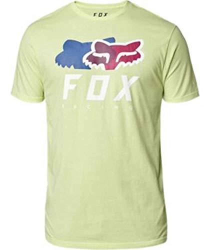Fox Camiseta Chromatic SS Premium Lima M (Medium)
