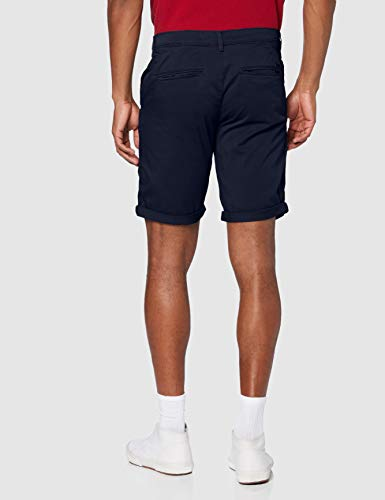 Man Bermuda JACK JONES Bowie Shorts Solid sa STS 12165604 m Blue