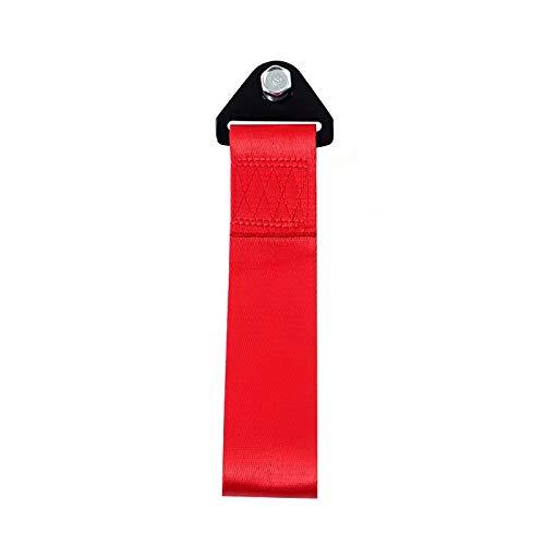 1 Cuerda de Remolque para PC, Correa de Remolque, grillete Profesional, Universal, para vehículos de Emergencia, Remolque para Coche