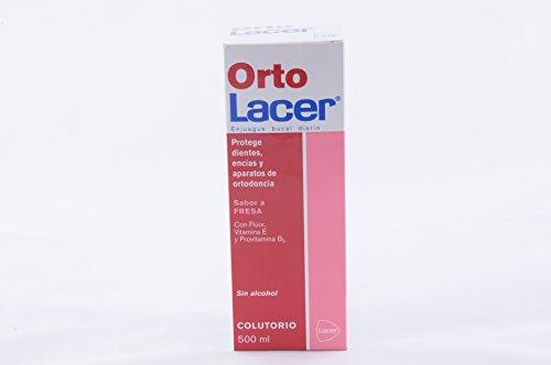 LACER Ortolacer Colutorio Fresa 500ML