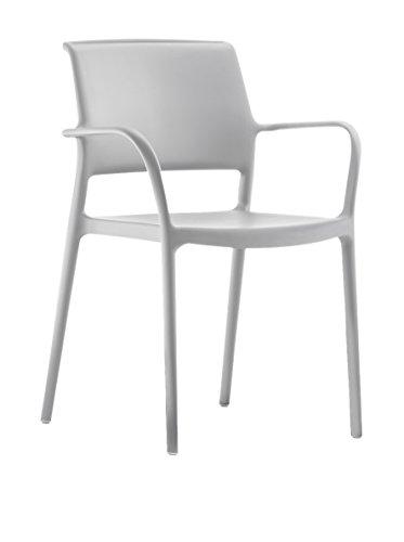 Pedal Set Stuhl 4-teilig Ara 315 Hellgrau