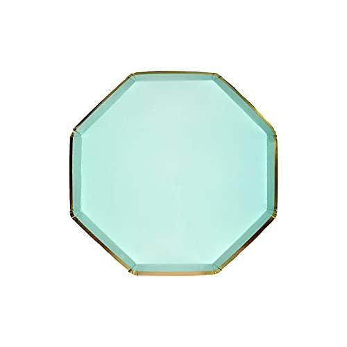 Meri Meri Mint Cocktail Plates