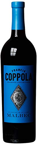 Francis Ford Coppola Winery Diamond Collection Malbec  2016  trocken (1 x 0.75 l)