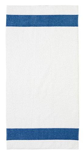 Feiler exclus00010205 Handtuch Exklusive Größe 50 x 100 cm, Jeans blau