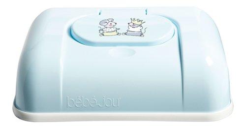 Bebe-jou 621353 - Caja para toallitas húmedas, diseño de ratón