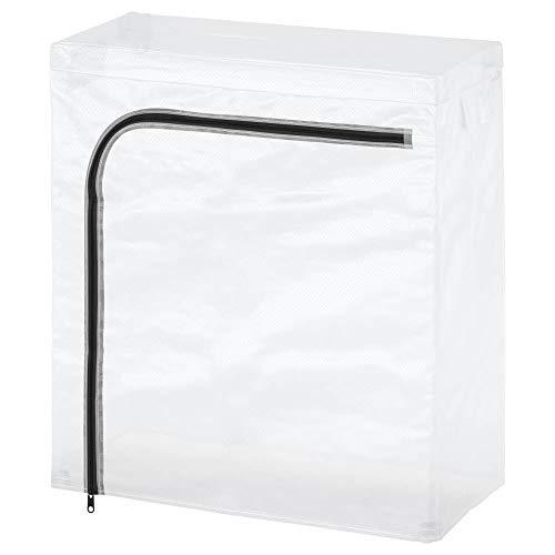 IKEA ASIA HYLLIS - Funda Transparente para Exterior (60 x 27 x 74 cm)